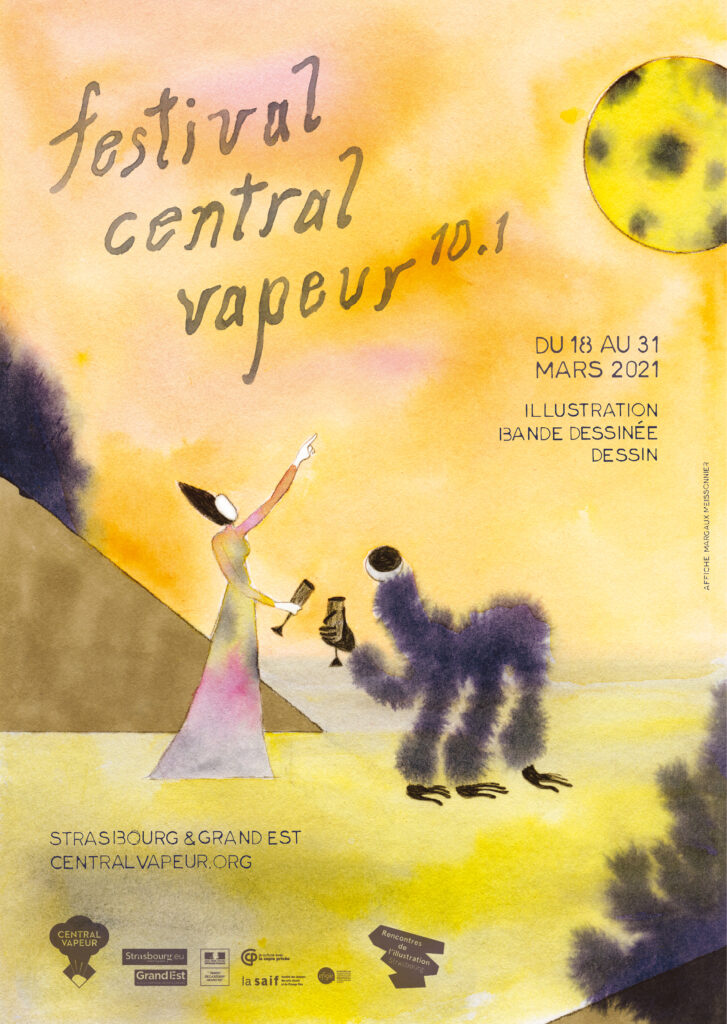 Festival Central vapeur