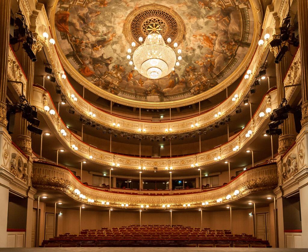 Les théâtres à Colmar