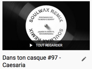 Caesaria playlist