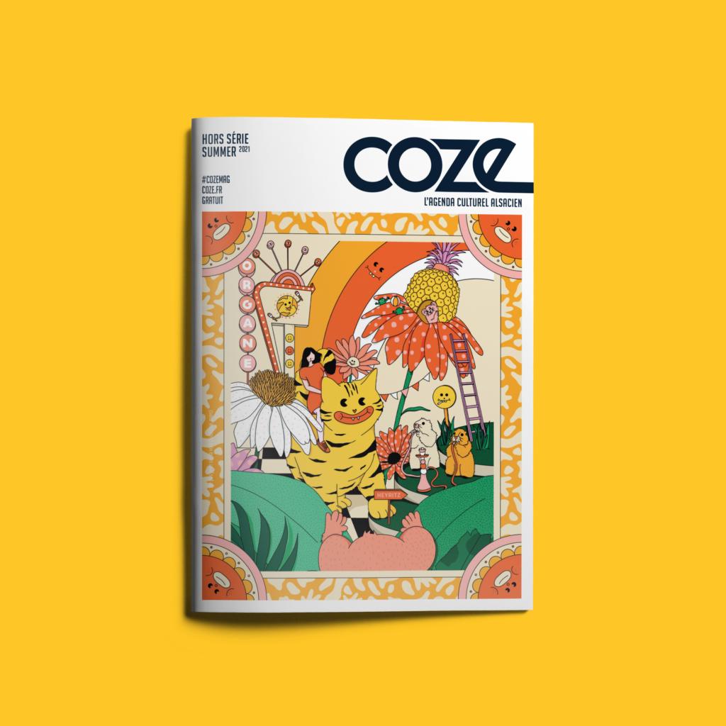 Organe K Coze Magazine