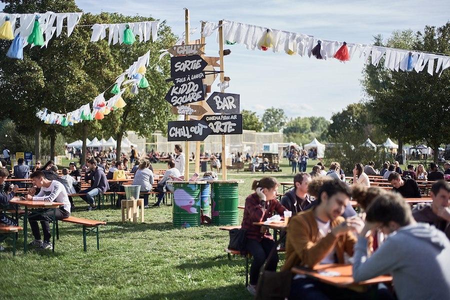Affiche Street Bouche Festival 2021